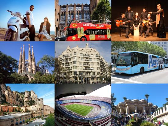 اهم معالم برشلونة السياحية