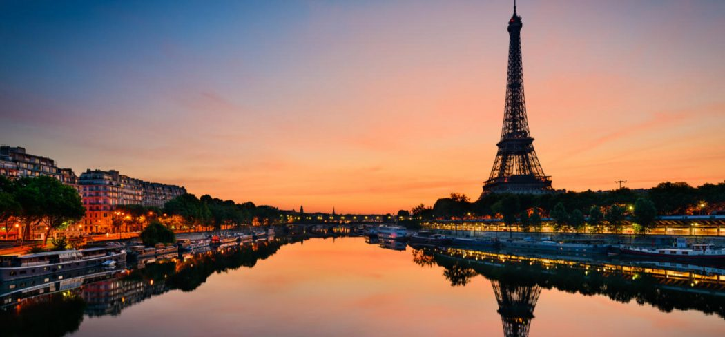 برنامج سياحي فى باريس