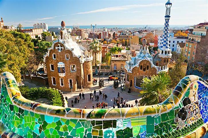 برنامج سياحي في برشلونة