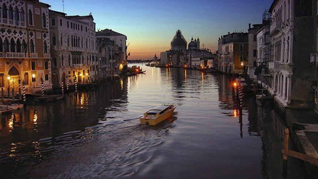 مدينة البندقية-ايطاليا
