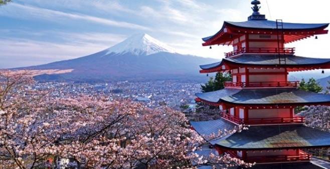 اهم المناطق السياحية في اليابان