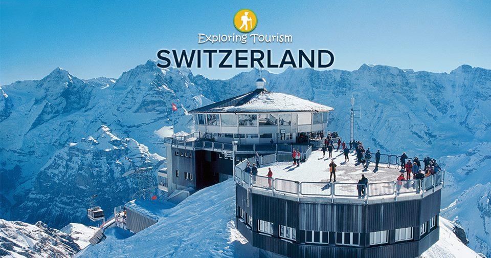 رحلة الي سويسرا