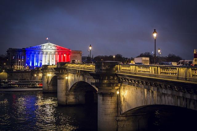 رحلتي الي باريس