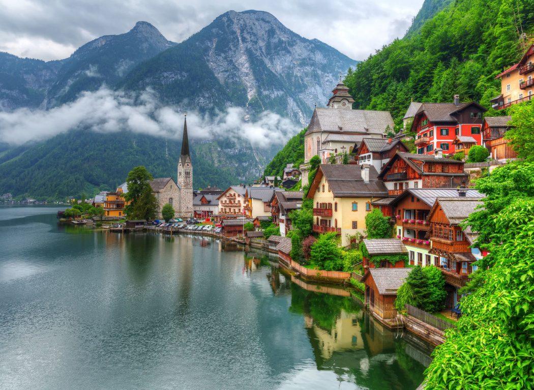 الهجرة الي النمسا