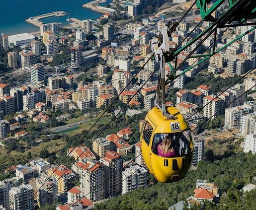 أفضل المناطق السياحية في لبنان