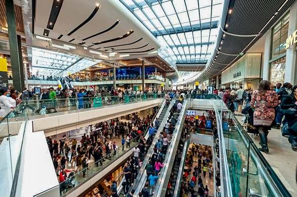 التسوق في مدينة باريس
