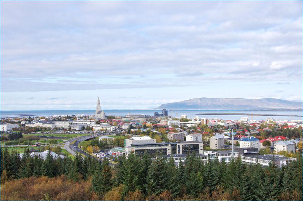 العمل في ايسلندا