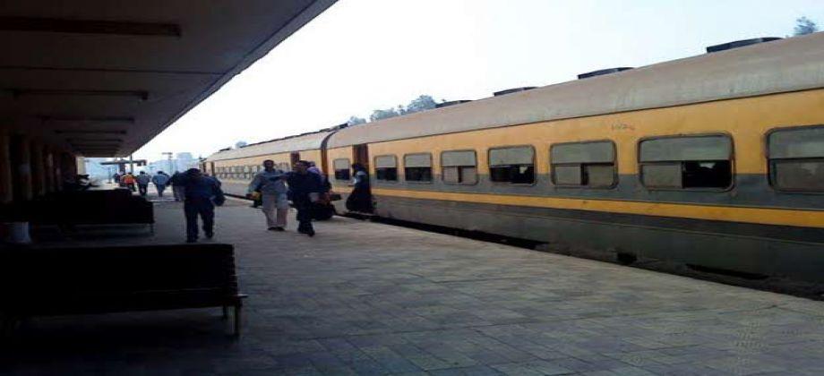 سعر تذكرة القطار بين بورسعيد والقاهرة