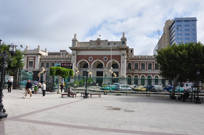 محطة الاسكندرية
