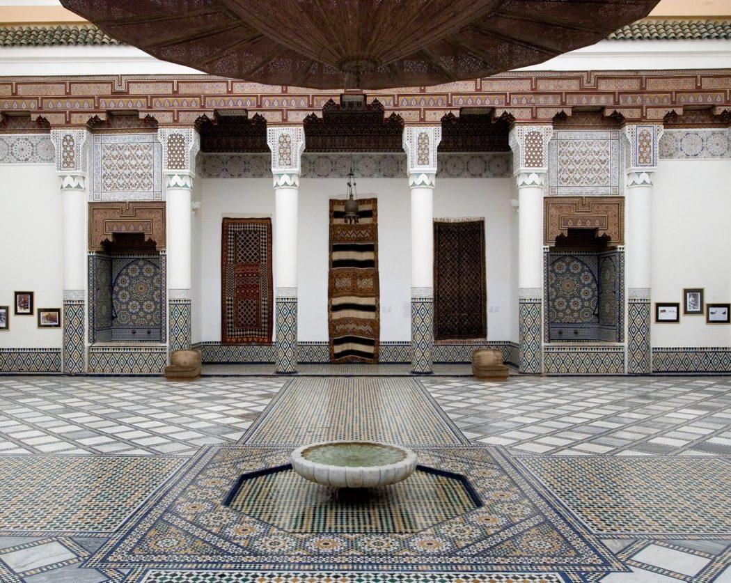 قصر الباهية