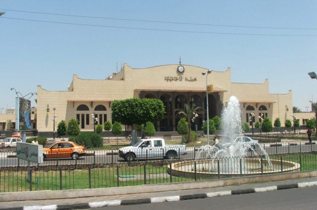 مواعيد القطارات اسماعيلية القاهرة