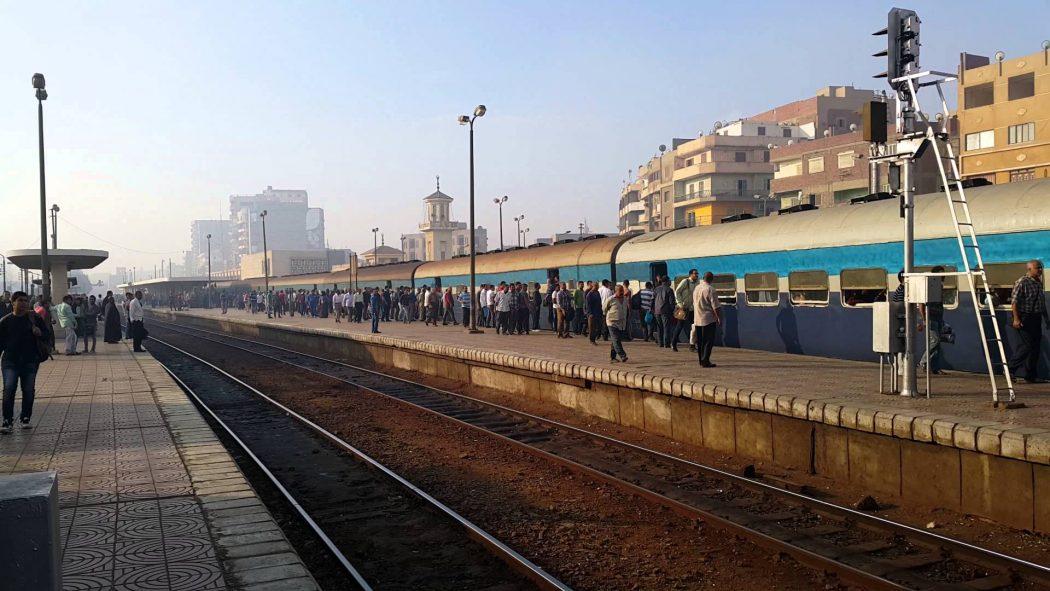 مواعيد القطارات طنطا المنصورة