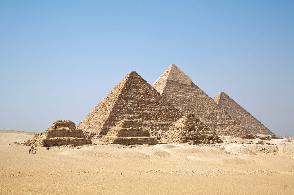 افضل مناطق مصر جذبا للسياح