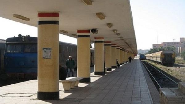 خط سير قطار اسكندريه بورسعيد