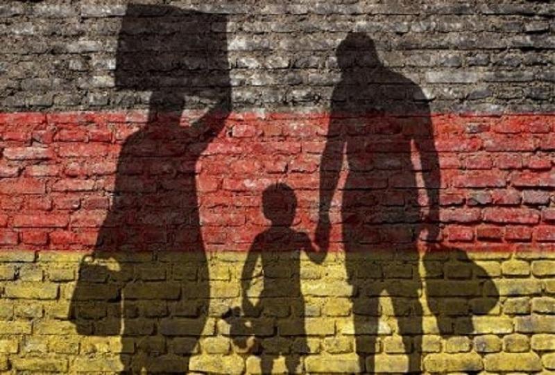 الهجرة إلى ألمانيا 2018