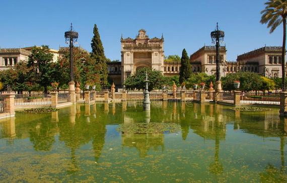 أجمل المعالم السياحية في مدينة إشبيلية الأسبانية