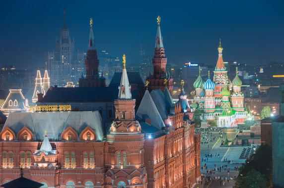 Photo of افضل المدن السياحية في روسيا