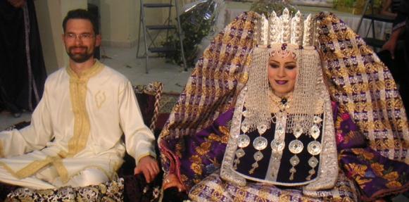 عادات الزواج في المغرب