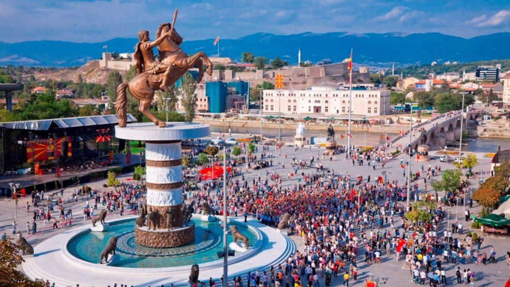 السياحة فى مقدونيا