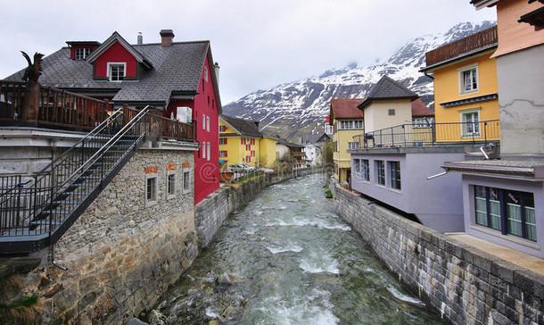 اجمل المناطق الريفية في سويسرا