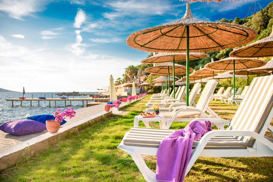 السياحة في مدينة بودروم التركية