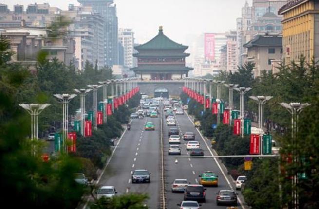 السفر إلى الصين 2018