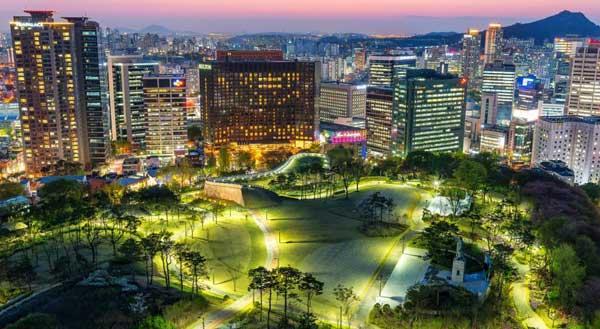 Photo of كوريا الجنوبية وأهم المناطق السياحية