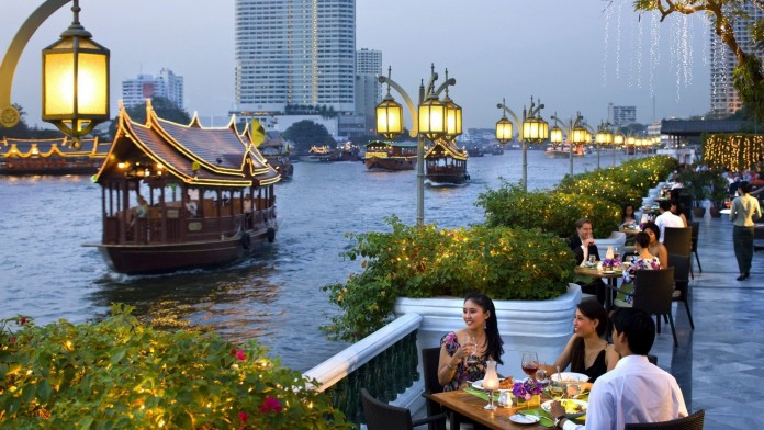 طريقة سفر السعوديين الى تايلند