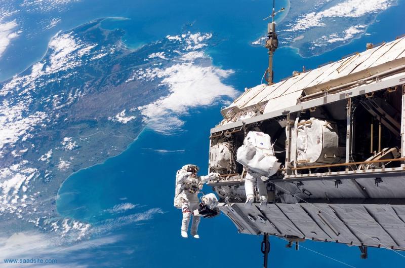 الدراسة في وكالة ناسا
