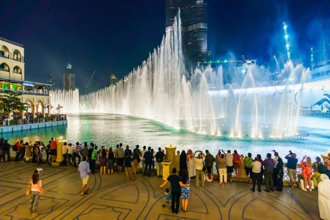 السياحة في إمارة دبي