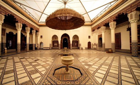 السياحة في المغرب مراكش