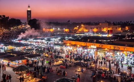 Photo of السياحة في المغرب مراكش وأهم الأماكن