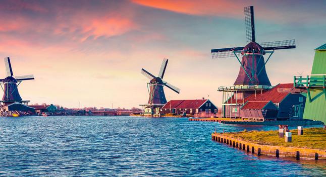 Photo of اهم المدن السياحية في هولندا