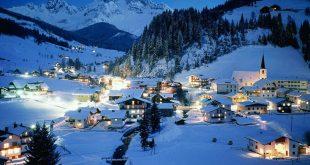 رحلة سياحية لمدة أسبوع في النمسا