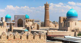 السياحة في أوزبكستان 2018