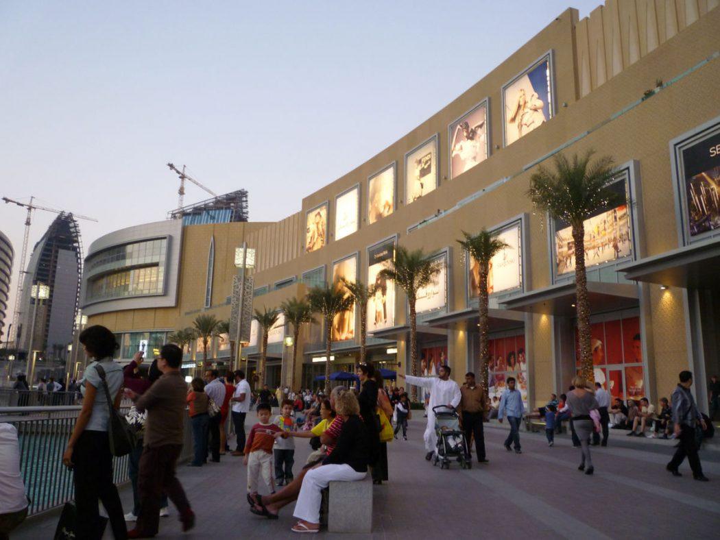 افضل اماكن للتسوق في دبي