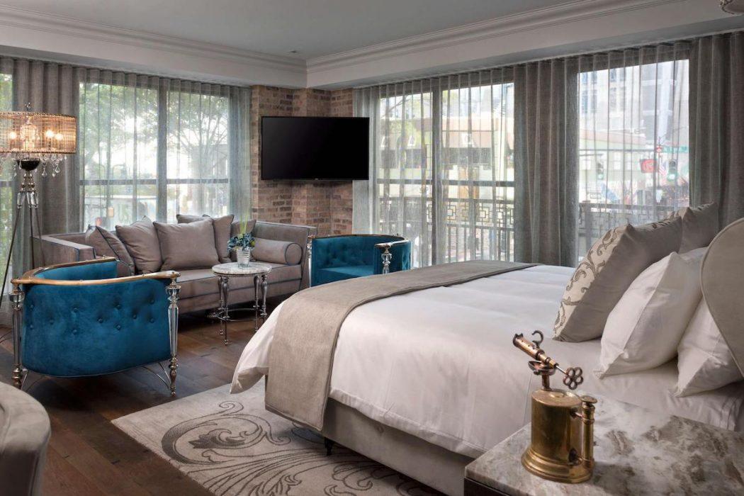 Photo of اجمل 10 غرف فنادق تطل على مناظر خلابة في العالم
