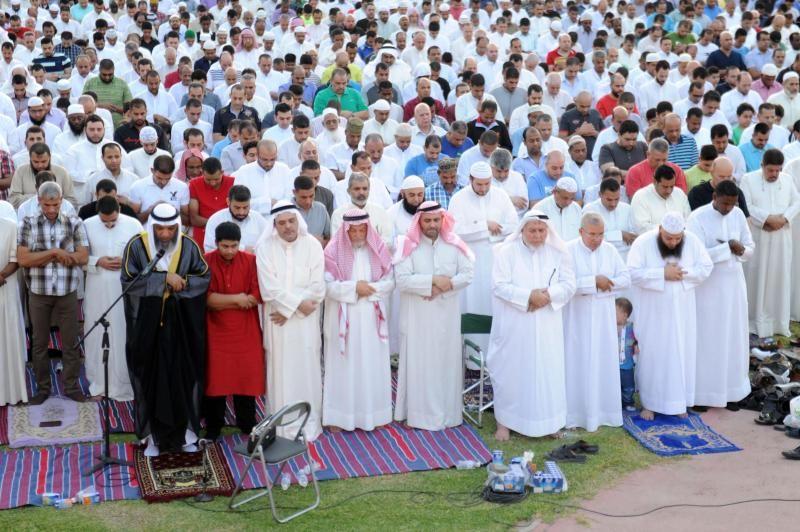 موعد صلاة عيد الفطر 2018 في الامارات