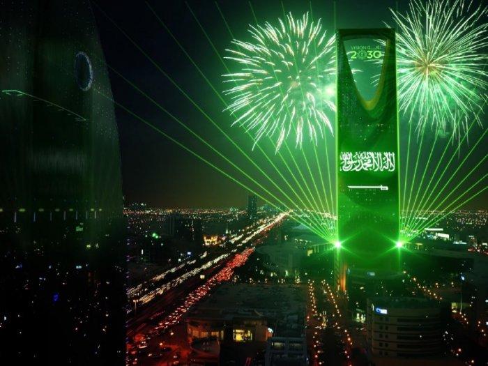 برج المملكة بالصور