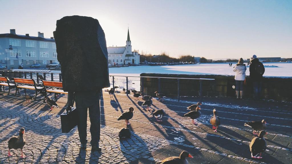 كيفية ايجاد عمل في أيسلندا