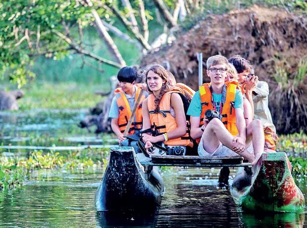 السياحة في سيرلانكا