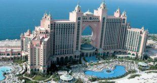 خريطة الإمارات السياحية