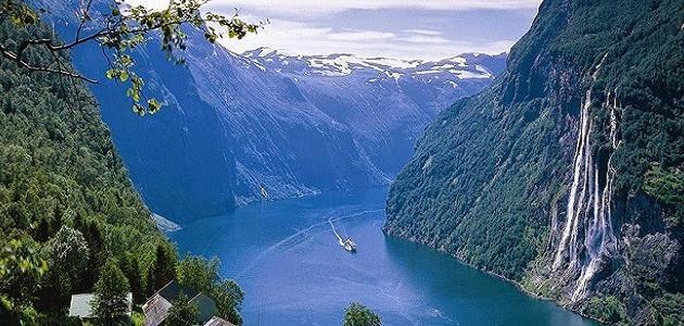 Photo of السياحة في النرويج وأهم المدن النرويجية