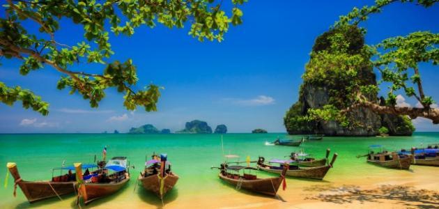 Photo of رحلتي إلى تايلاند بالصور والتفاصيل