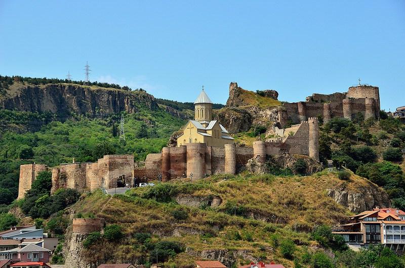 قلعة ناريكالا بالصور