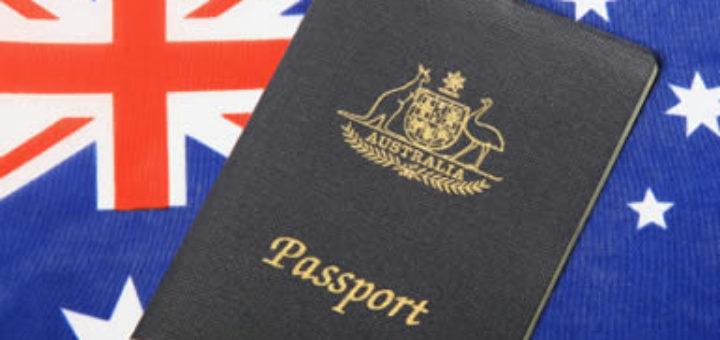 اللجوء إلى أستراليا