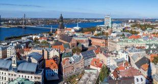 الهجرة إلى لاتفيا