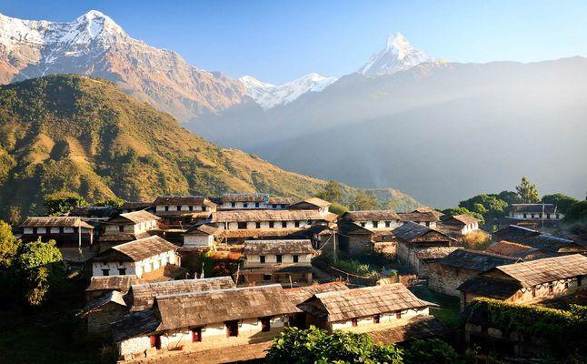 اماكن السياحة فى نيبال