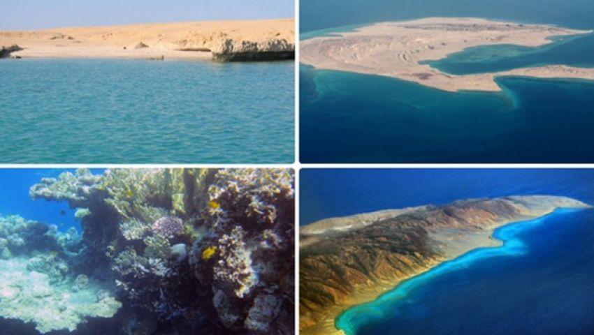 رحلتي الي جزيرة تيران وصنافير بالصور
