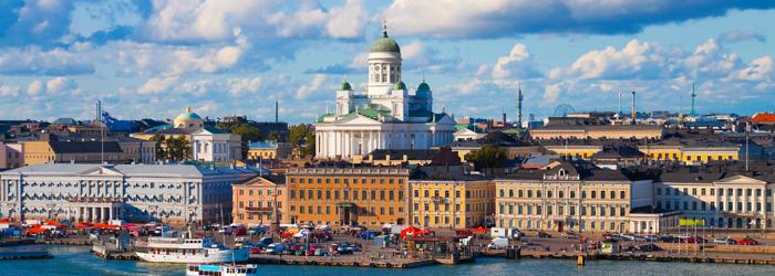 الهجرة إلى فنلندا